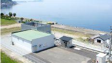 小浜温泉バイナリー発電所
