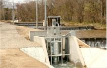 松川小水力発電所